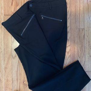 NYDJ Ponte Knit Ankle Length Pants
